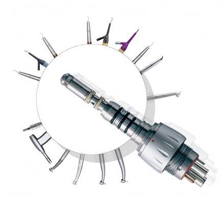 L'atelier dmd Réparations d'Instruments Dentaires - Réparation d'un Raccord Rapide