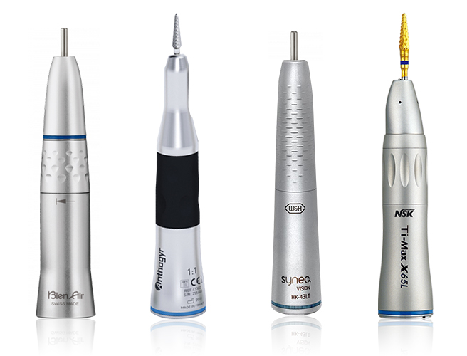 Réparations Pièces à Main Droite dentaires toutes marques et tous modèles - L'atelier dmd